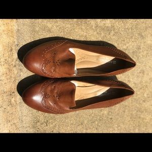 Brown loafers for sale